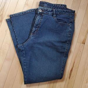 Wrangler Aura Instantly Slimming Jeans SZ 20AVG